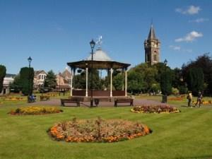 Victoria Gardens - Neath