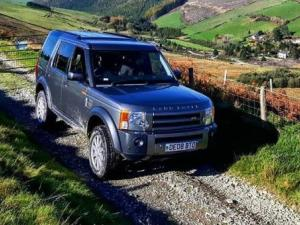 Cambrian Safari Landrover Tours