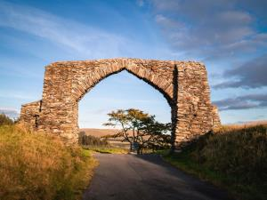 The Hafod Arch