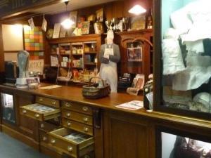 Bon Marche shop