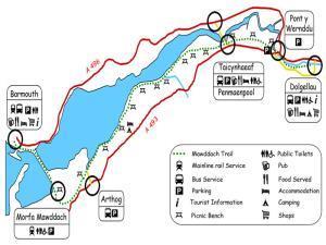 Dolgellau Town Trail