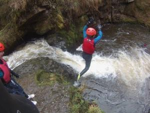 Gorge Walking Experience Day