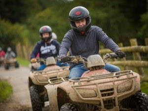 Taff Valley Quad Biking/Activity Centre