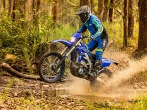 Yamaha Off Road Experience - Making a splash