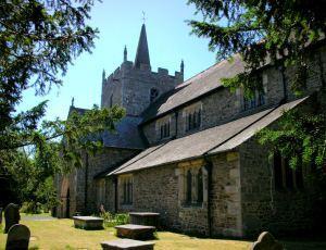 St. Aelhaearn's Church Guilsfield