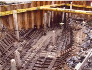 Newport Medieval Ship