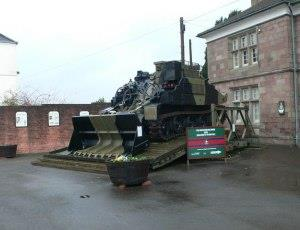 Regimental Museum Monmouth