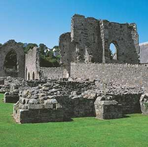 St Dogmaels Abbey