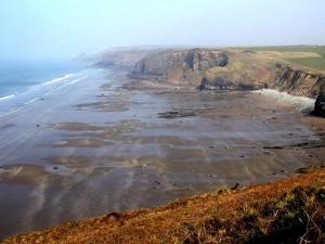 Druidstone Beach