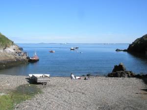 Martins Hven Beach