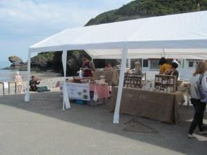 Llangrannog Local Market
