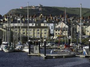Aberytwyth Harbour