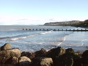 Old Colwyn Beach