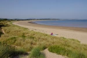 Glan-y-Don Beach
