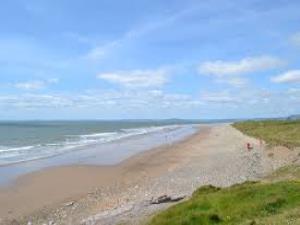 Porthcawl - Sker Beach