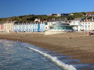 Aberystwyth North Beach