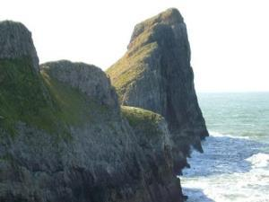 Rhossili, Worm's Head & Visitor Centre