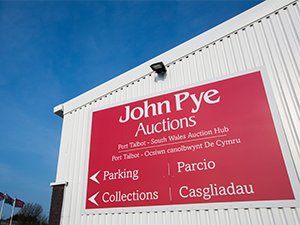 John Pye Auctions - Port Talbot