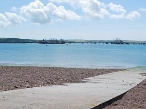Gelliswick Beach