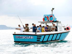 Mackerel Fishing Trips on Dunbar Castle 2