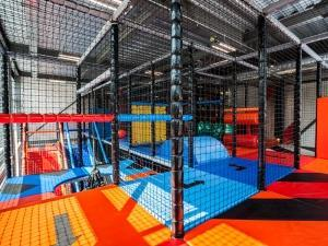 Monmouth Indoor Play Centre at Monmouth Leisure Centre