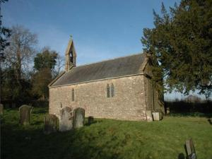 Penterry Church