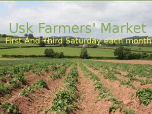 Usk Farmers Market
