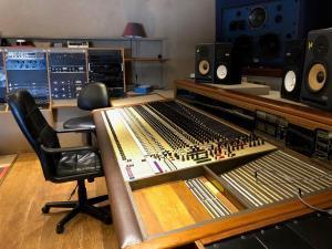 Rockfield Music Studio