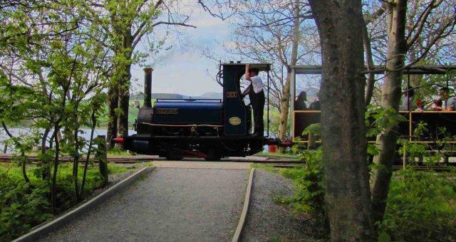 Llyn Tegid | Bala Lake Railway