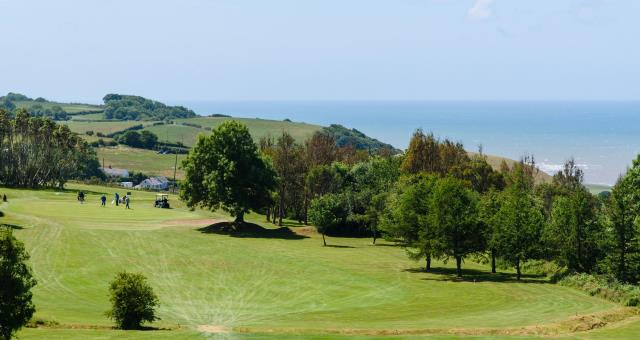 Parc Penrhos Golf Course