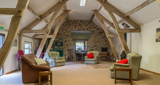 Cruck Barn Meeting Room