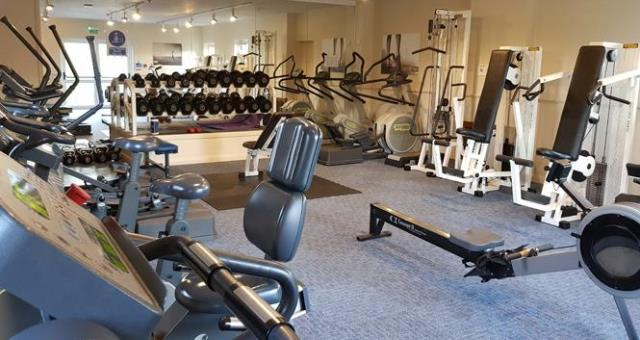 Gym @ Plas Talgarth