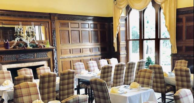 Mellington Hall Restaurant