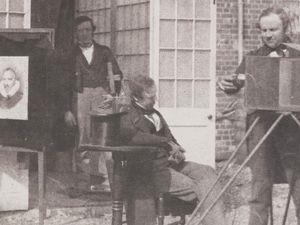 Image of Fox Talbot: Dawn of the Photograph