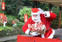 Santa Specials at the Shipley Glen Tramway