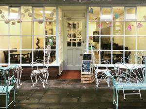 Flavours Coffee Shop Pontefract