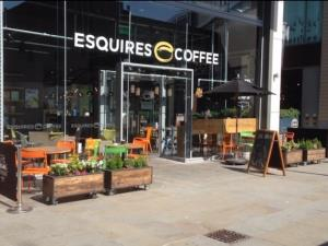 Esquire's Coffee Bradford