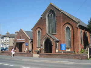 North Walsham Methodist Church