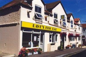 Dave's Fish Bar & Restaurant