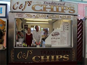 C & J's Traditional Chips