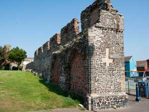 Great Yarmouth Town Wall Walk