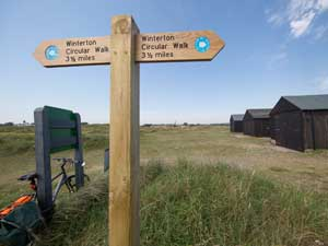 Winterton Mill Farm Walk