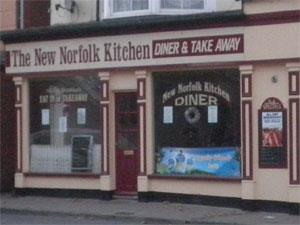 The New Norfolk Kitchen