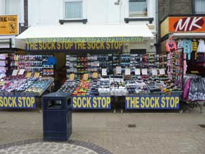 The Sock Stop