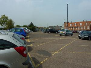 Fullers Hill Car Park