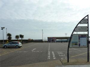 North Jetty Car Park