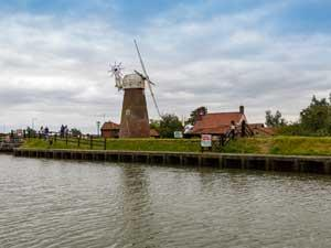 Stracey Arms Drainage Mill