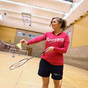 Pitch & Court Sports at the Marina Leisure Centre