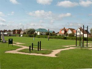 Gorleston-on-Sea Cliffs Trim Trail