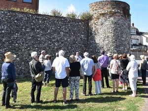 Medieval Town Wall - Guided Walk